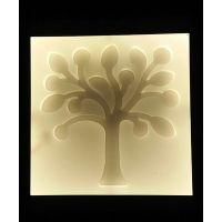 Светодиодное бра дерево 10W