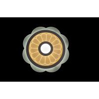 Люстра потолочная светодиодная 3882-500