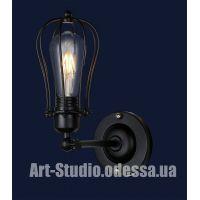 Настенный светильник,бра лофт 707W159-1BK
