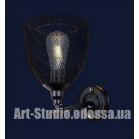 Настенный светильник,бра лофт 707W144-1BK