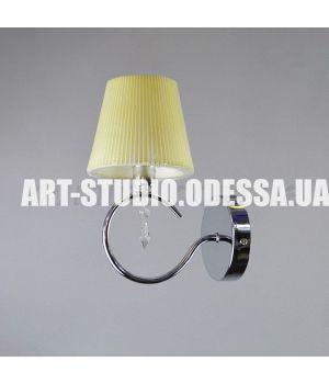 Бра на одну лампу 20-HK30011B/1W CR
