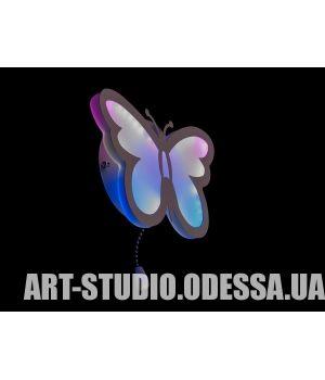 "Светодиодное бра ""бабочка"", 20W 8067/1WH RGB"
