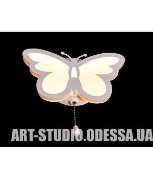 "Светодиодное бра ""бабочка"", 20W 8067/1WH"