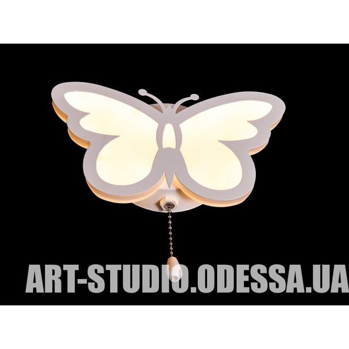 "Светодиодное бра ""бабочка"" 20W 8067/1WH"
