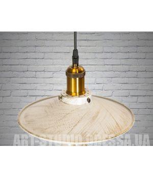светильник в стиле Loft 6586-260-WH-G (белая,черная)