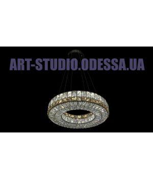 Декоративная хрустальная люстра 8005-500 Ring