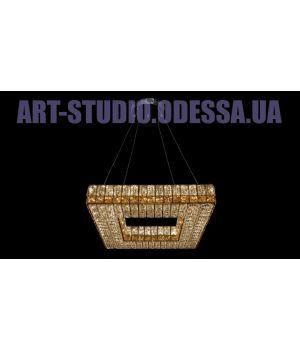 Декоративная хрустальная люстра 8005-500 SQ