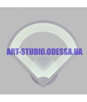 Бра LED 10-6602/1 WT(11W*2)