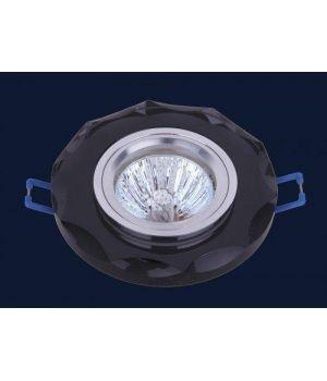 Врезной светильник для основного освещения Черный 705068
