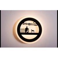 Светодиодное бра,настенный светильник 86769/220 BK