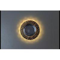 точечный светильник cо встроенной LED подсветкойA192 Coffe