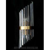 Бра классика 91003 GD (хром, золото)