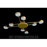 Потолочная LED люстра 8673/8