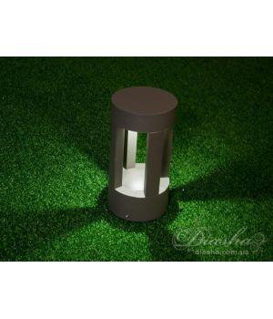 Садово парковый.Светодиодный светильник-столбик  DFC-1021/200GR CW
