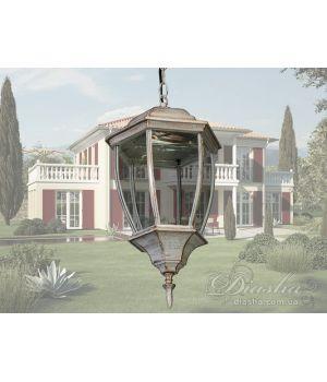 Светильник садово-парковый DJ001-M-H WH
