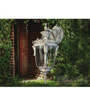 Светильник садово-парковый DJ004-S-W1 WH