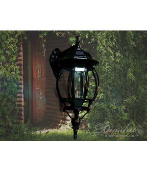 Светильник садово-парковый DJ023-M-W1 BK