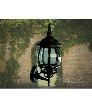 Светильник садово-парковый DJ023-S-W1 BK
