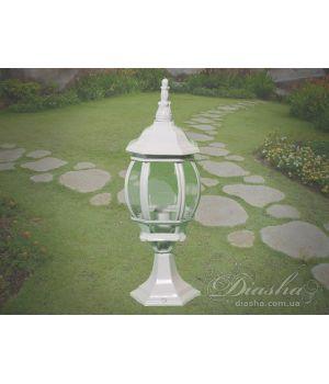 Светильник садово-парковый DJ023-S-Y2 WH