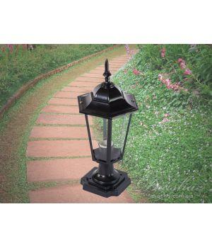 Светильник садово-парковый DJ040-S-Y1 BK