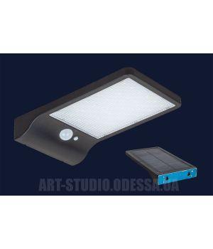 Беспроводное уличное освещение 914T1617 BK LED