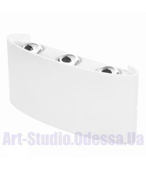Декоративная подсветка белая на 6 лампы LED 6W SL-HS003/wh-6w
