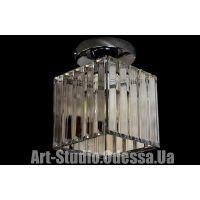 Светильник накладной под лампу