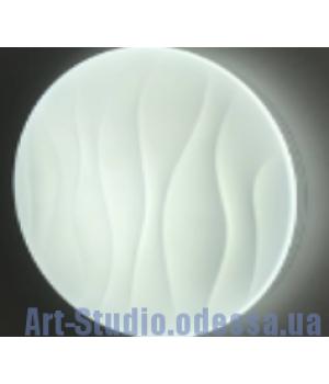 Люстра светодиодная , LED смарт тарелка ZL 70027 50W