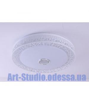 Люстра светодиодная , LED смарт тарелка ZL 70038