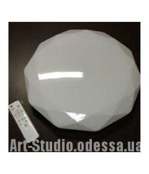 Люстра светодиодная , LED смарт тарелка ZL 70004 48W