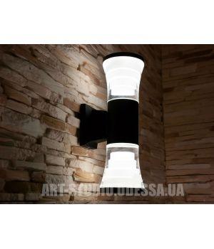 Архитектурная LED подсветка DFB-1911/2X-BK