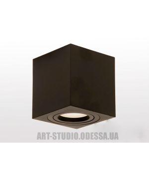 Накладной  светильник 106B-2-S-BK