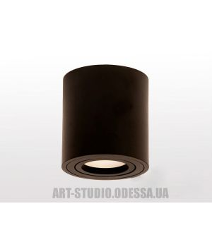 Накладной  светильник 106B-4-R-BK