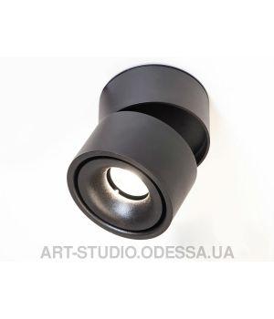 Накладной  светильник 149A BK