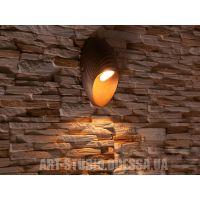 Однолучевая архитектурная LED подсветка светильник-ракушка HS9010G