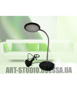 Светодиодная настольная лампа 715B BK