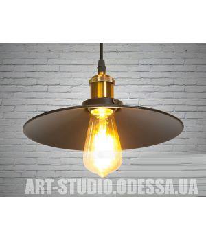 светильник в стиле Loft 6586-260 BK