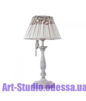 Настольная Лампа Прованс 2225/1 WT