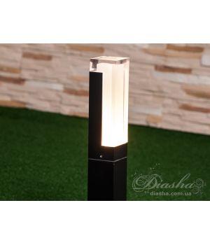 LED светильник для клумб и дорожек DFC-1418BK WW