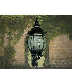 Светильник садово-парковый DJ023-L-W BK