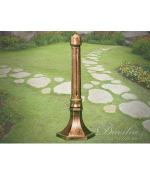 Основание столб для садово-паркового светильника P6 GB