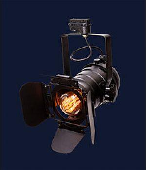 Светильник прожектор (трек) 75219 BK