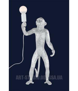 Настольная лампа 909VXL8051C SL (золото,серебро)