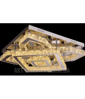 Потолочная светодиодная люстра LM3035/600*600 dimmer