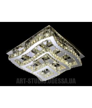 Потолочная светодиодная люстра LM6038/600*600 dimmer