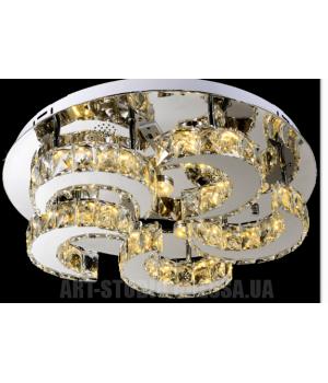 Потолочная светодиодная люстра, 32W LM8266/500 dimmer