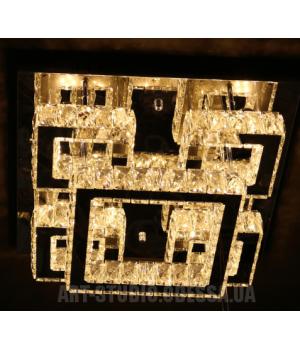 Потолочная светодиодная люстра LM9257/500*500 dimmer (Размеры: 50,60)