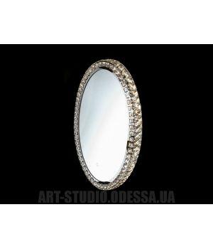 Зеркало со встроенной подсветкой и сенсорным управлением, 25W S2815-700x500