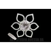 Светодиодная припотолочная люстра с диммером 5540/6 Dimmer