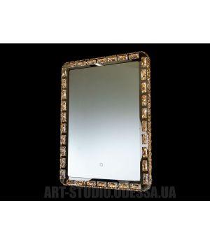 Зеркало со встроенной подсветкой и сенсорным управлением, 30W B2836-700x500